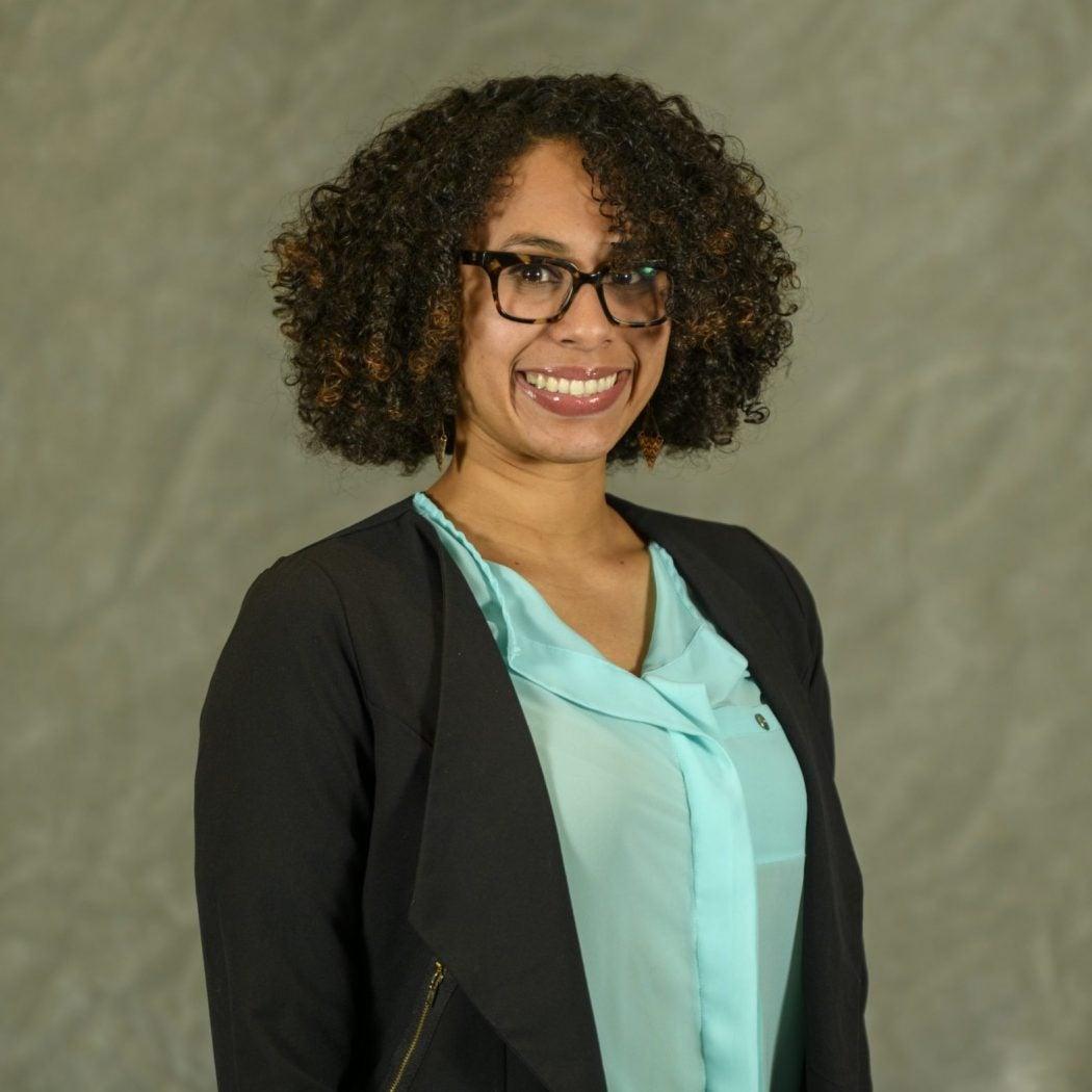 Image of Veronica Olmedo, Center Administrator
